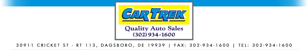 Car Trek - Dagsboro, DE