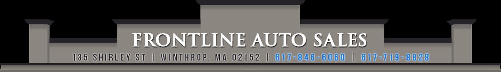 Frontline Auto Sales - Winthrop , MA