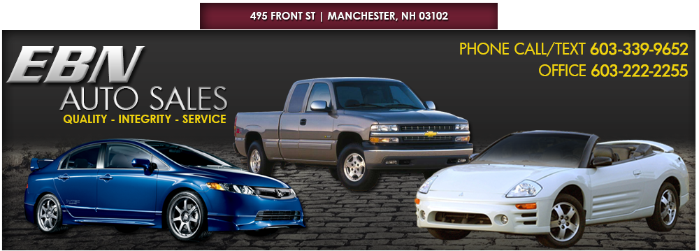 EBN Auto Sales - Manchester, NH
