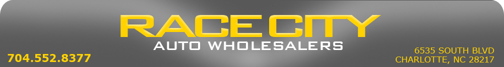 Race City Auto Wholesalers - Charlotte, NC