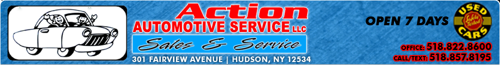 Action Automotive Service LLC - Hudson, NY