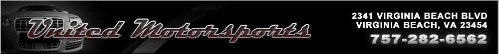 United Motorsports - Virginia Beach, VA