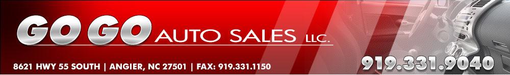 Go Go Auto Sales, LLC - Angier, NC