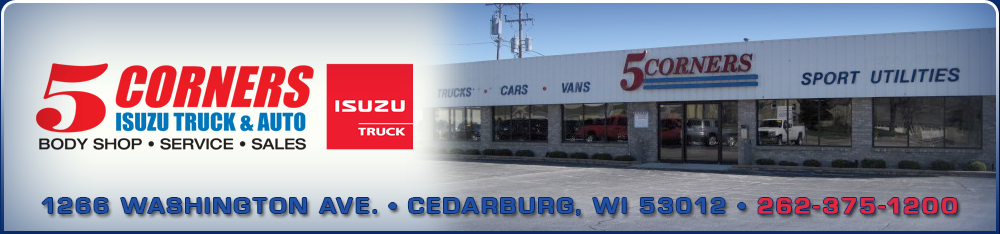 5 Corners Truck & Auto - Cedarburg, WI