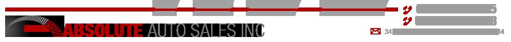 ABSOLUTE AUTO SALES INC - Corinth, MS