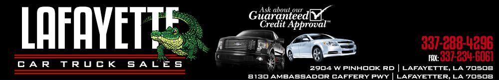 Lafayette Car Truck Sales - Lafayette, LA
