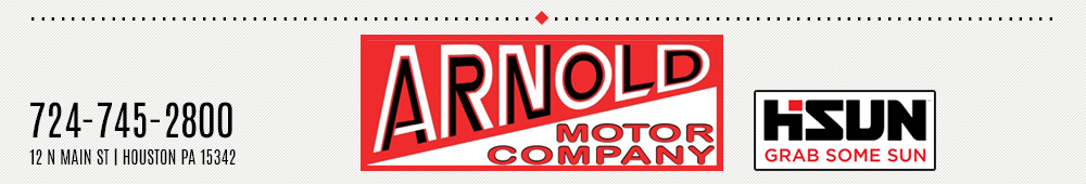 Arnold Motor Company - Houston, PA