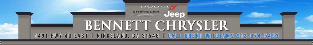 BENNETT CHRYSLER - Kingsland, GA