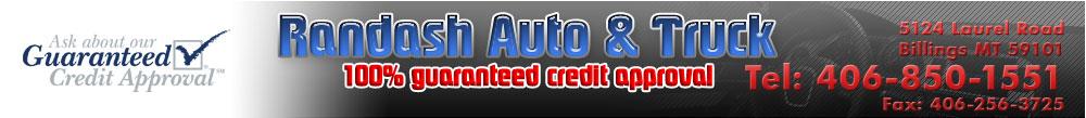 Randash Auto & Truck - Billings, MT