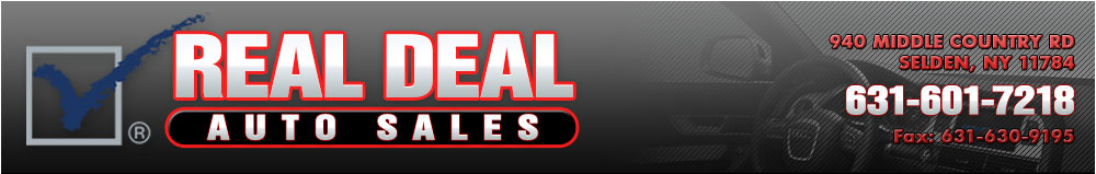 REAL DEAL AUTO SALES - Selden, NY