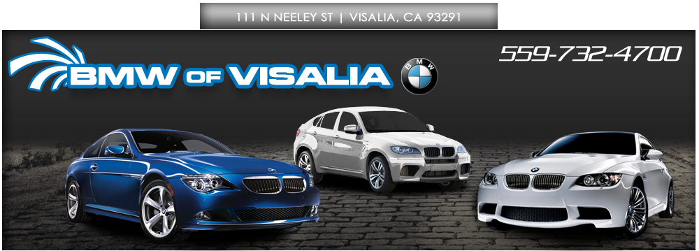 BMW OF VISALIA - Visalia, CA