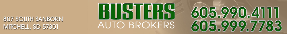 Busters Auto Brokers - Mitchell, SD