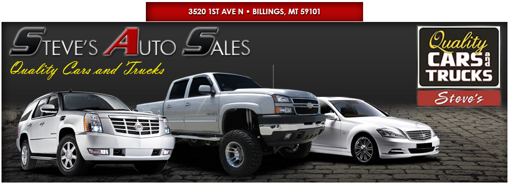 Steve's Auto Sales - Billings, MT