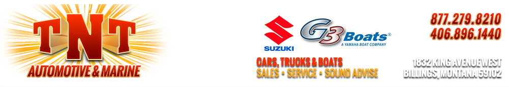 TNT Suzuki and Marine - Billings, MT