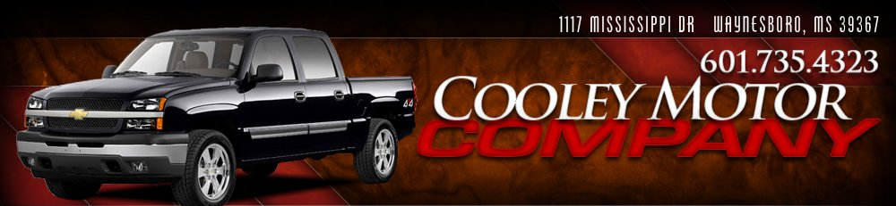 Cooley Motor Company - Waynesboro, MS