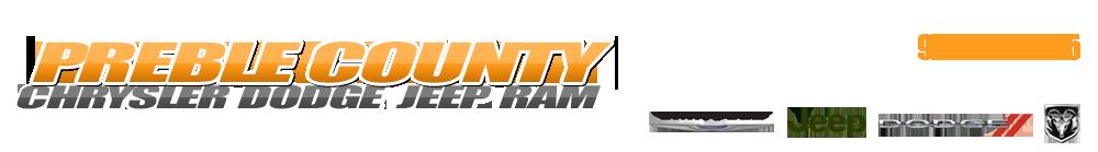 Preble County Chrysler Dodge Jeep Ram - Eaton, OH