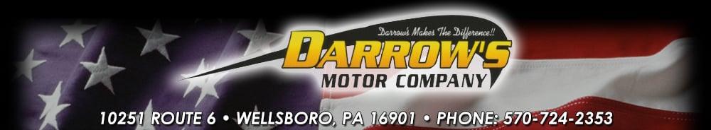 DARROW'S MOTOR CO - Wellsboro, PA