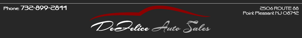 DeFelice Auto Sales - Point Pleasant, NJ