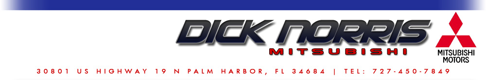 DICK NORRIS MITSUBISHI - Palm Harbor, FL