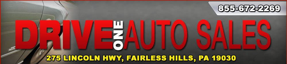 DRIVE ONE AUTO SALES - Fairless Hills, PA