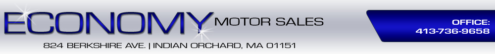 ECONOMY MOTOR SALES - Indian Orchard, MA