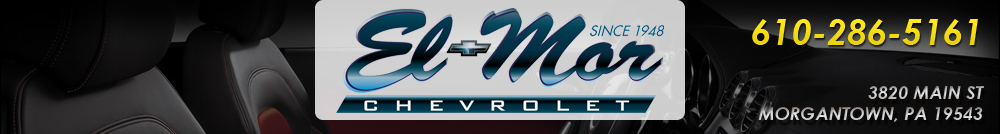 EL MOR CHEVROLET - Morgantown, PA
