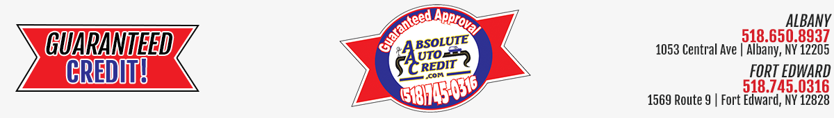 Absolute Auto Credit - Fort Edward, NY