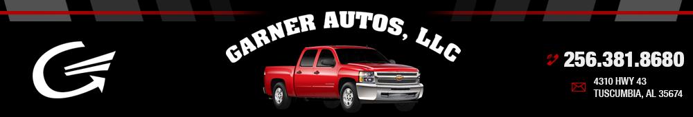 Garner Autos LLC - Muscle Shoals, AL