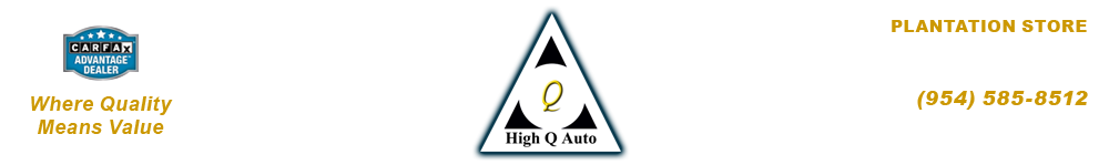 HIGH Q AUTO - Plantation, FL