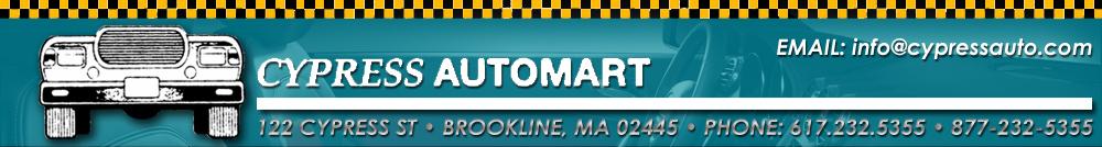 Cypress Automart - Brookline, MA