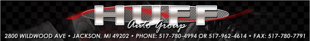 HUFF AUTO GROUP - Jackson, MI