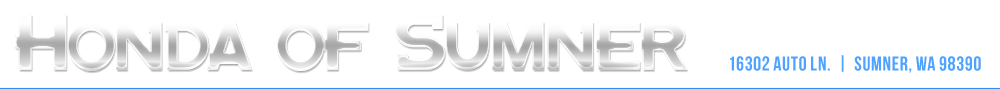 Honda of Sumner - Sumner, WA