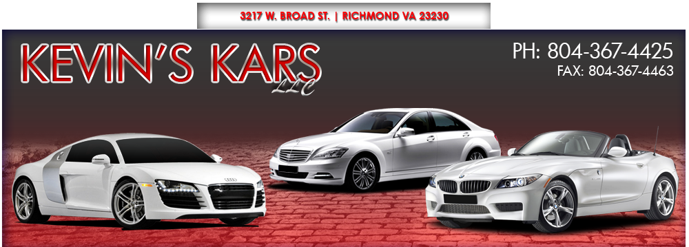 Kevin's Kars LLC - Richmond, VA