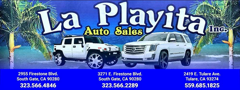 LA PLAYITA AUTO SALES  - South Gate, CA