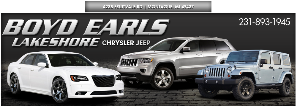 BOYD EARLS LAKESHORE CHRYSLER JEEP - Montague, MI