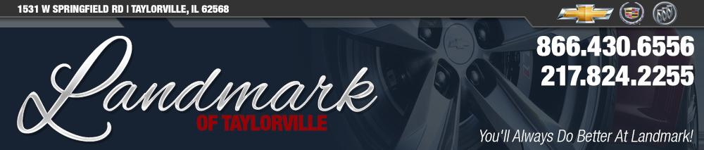LANDMARK OF TAYLORVILLE - Taylorville, IL