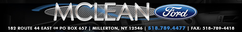 MCLEAN FORD - Pine Plains, NY