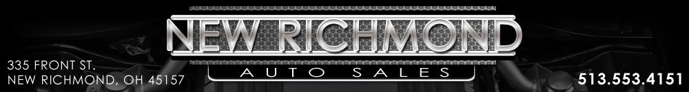 NEW RICHMOND AUTO SALES - New Richmond, OH
