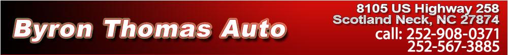 Thomas Auto Sales - Scotland Neck, NC