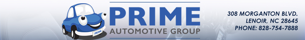 PRIME AUTOMOTIVE GROUP - Lenoir, NC