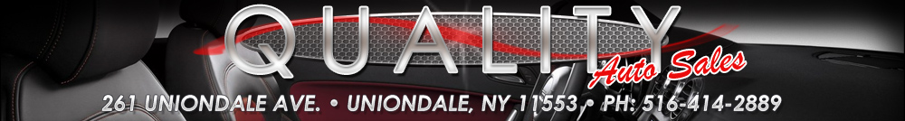 QUALITY AUTO SALES - Uniondale, NY
