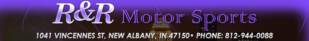 R & R Motor Sports - NEW ALBANY, IN