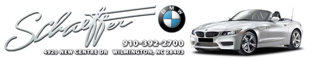 SCHAEFFER BMW - Wilmington, NC