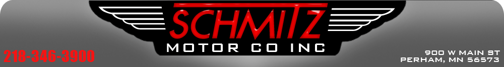 SCHMITZ MOTOR CO INC - Perham, MN