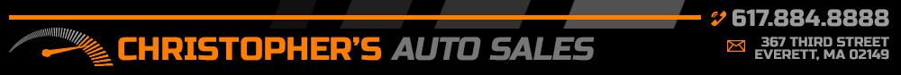 Christopher's Auto Sales - Everett, MA