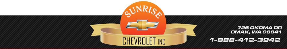 SUNRISE CHEVROLET INC - Omak, WA