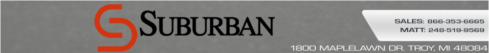 Suburban Auto Credit - Troy, MI
