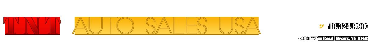 T N T Auto Sales - Bronx, NY