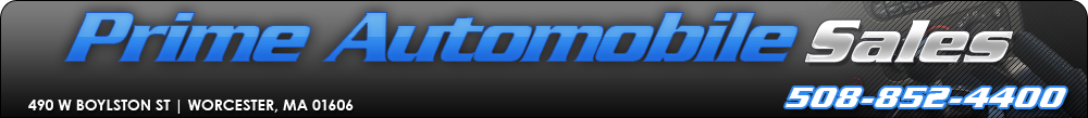 Prime Automobile Sales - Worcester, MA