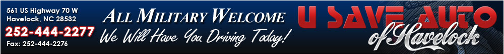U SAVE AUTO OF HAVELOCK - Havelock, NC